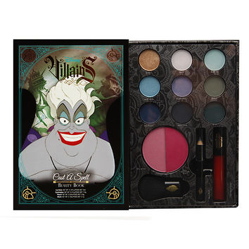 Wet n Wild Disney Villains Cast a Spell Beauty Book | Walgreens