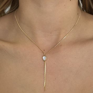 Day & Night Necklace in Gold