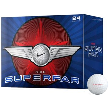 Nike Super Far DD 2 Wings Golf Balls - 24-Pack | DICK'S Sporting Goods