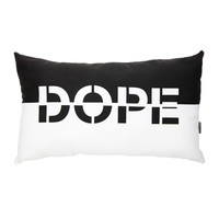 Dope Color Block Pillow