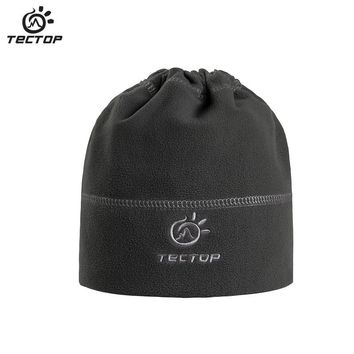 TECTOP 3 in 1 Multi-Function Scarf Neck Warmer Face Mask Hat Winter Cycling Hiking Beanie Men Women Sport Cap ZRM119