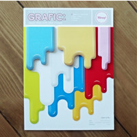 Colorful Gooey Sticky Note