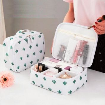 Large Capacity Makeup Organizer Cosmetic