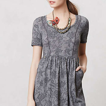 Jacquard Day Dress