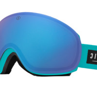 Electric - Eg3 Beach +Bl Goggles, Bronze/Blue Chrome Lenses
