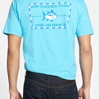 Men's Southern Tide Short Sleeve Skipjack T-Shirt