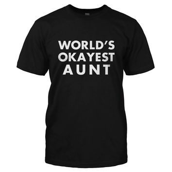World's Okayest Aunt