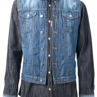 DSQUARED2 denim jacket shirt