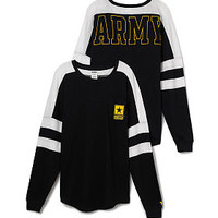 Army Varsity Pocket Crew - PINK - Victoria's Secret