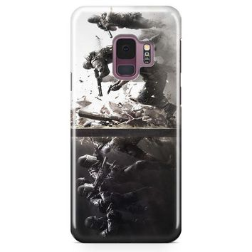 Rainbow Six Siege Samsung Galaxy S9 Case | Casefantasy