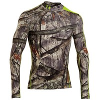 Under Armour Coldgear Scent Control Evo Mock - Men's