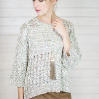Mystic Multi Knit Sweater