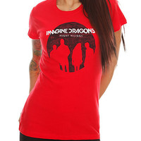 Imagine Dragons Night Girls T-Shirt | Hot Topic