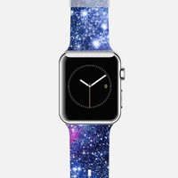 Galaxy Stars Apple Watch Band case by Organic Saturation | Casetify
