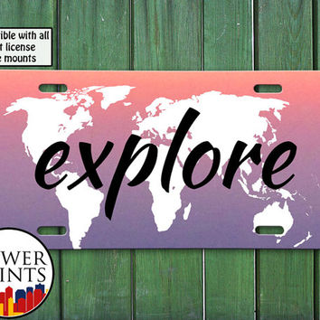 Best Cute Front License Plate Products on Wanelo License Plate World Map on license plate colors, license plate france, license plate malaysia, license plate water, license plate numbers, license plate mexico, license plate russia, license plate singapore, license plate italy, license plate clock, license plate art, license plate collection, license plate search, license plate germany, license plate united states, license plate syria, license plate china, license plate games, license plate country, license plate south africa,