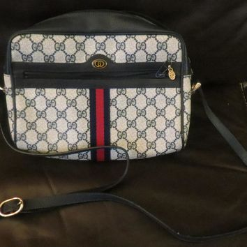 Vintage 1980s Original Gucci Purse