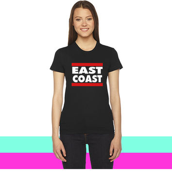 EAST COAST women T-shirt