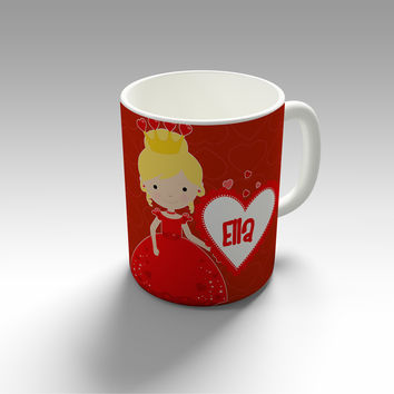 Love Princess Mug