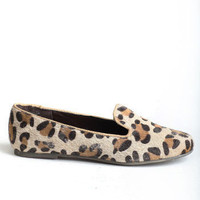 Carlton Leopard Print Loafers - $38.00 : ThreadSence.com, Your Spot For Indie Clothing  Indie Urban Culture