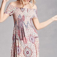 Patrons of Peace Swing Dress