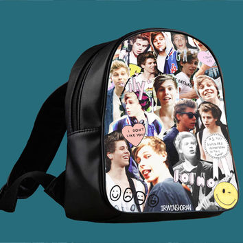 5SOS Luke Hemmings for Backpack / Custom Bag / School Bag / Children Bag / Custom School Bag *