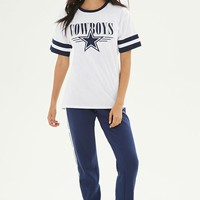 NFL Dallas Cowboys Ringer Tee
