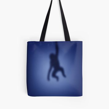'Monkey' Tote Bag by steveball