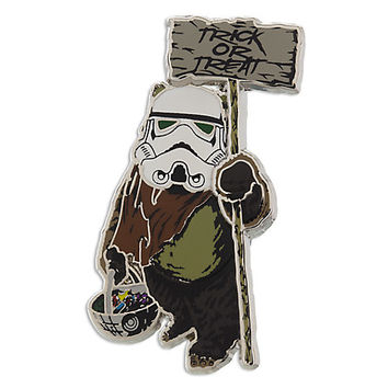 Ewok Halloween Pin - Star Wars | Disney Store