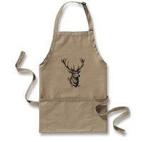 stag apron from Zazzle.com