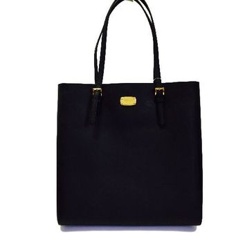 MICHAEL KORS NEW AUTHENTIC BLACK TOTE BAG