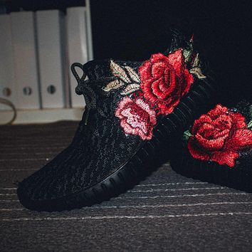 Yeezy Style Rose Sneakers