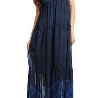 Party in The Park Maxi Dress