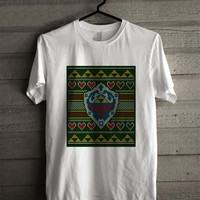Legend Of Zelda Ugly  Shirt For Man And Woman / Tshirt / Custom Shirt