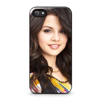 SELENA GOMEZ iPhone 5 / 5S / SE Case Cover