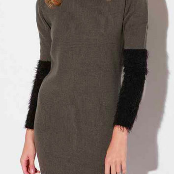 Cheap Monday Knit Sweater Dress