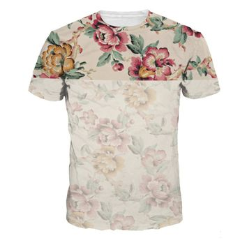 Double Flower Shirt