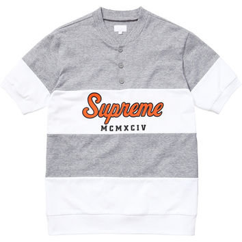 Supreme: Team Henley - Grey