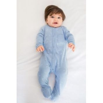 Adorable Footed Bodysuit | Assorted Prints