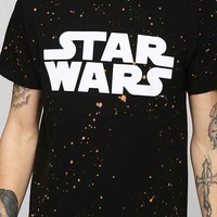 Star Wars Galaxy Tee- Black