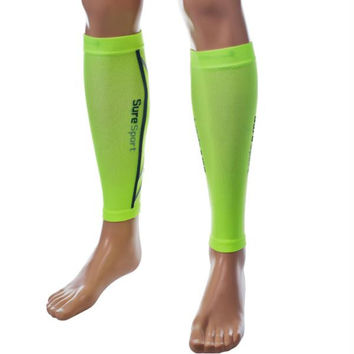 Remedy  Calf Sport Compression Running Sleeve Socks - Medium