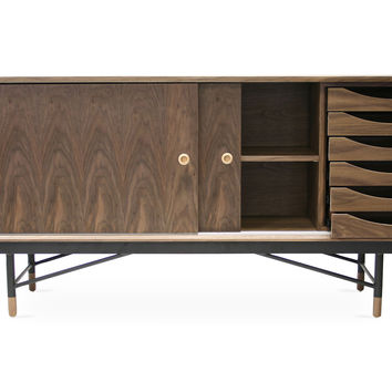 "Credenza Willow 77"", Buffets & Sideboards"