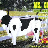 Ms. Cow Candy Dispenser - Fun For All Ages