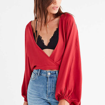 Silence + Noise Carla Dolman Top | Urban Outfitters