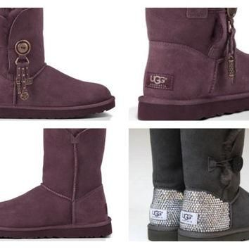 Crystal UGG Boots made with Swarovski Azalea Uggs Free: Shipping, Repair Kit, Cleaning