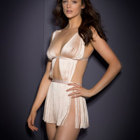 Spring Summer 2014 by Agent Provocateur - Tigre Playsuit