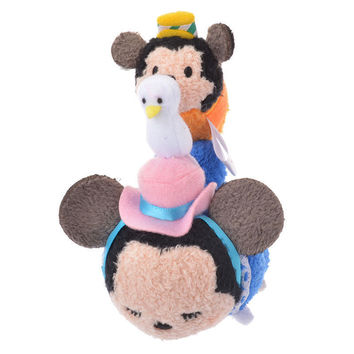 Disney Store Japan Minnie Day the Nifty Nineties 1941 Mini Tsum New with Tags