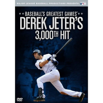 Baseball's Greatest Games: Derek Jeter's 3000th Hit