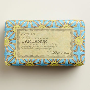 Castelbel Tile Cardamom Soap - World Market