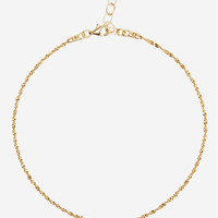 Frasier Sterling Amor Choker at PacSun.com