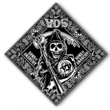 Sons of Anarchy Bandana - Sons of Anarchy - | TV Store Online